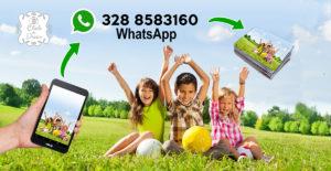 Stampa WhatsApp