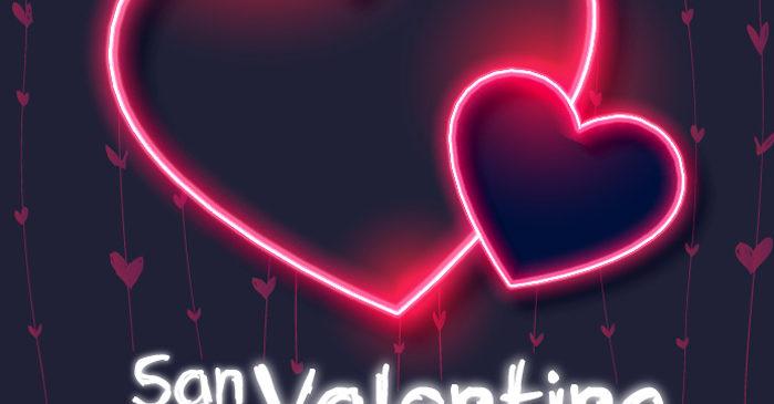 San Valentino, Amare è un modo meraviglioso per trascorrere la vita.