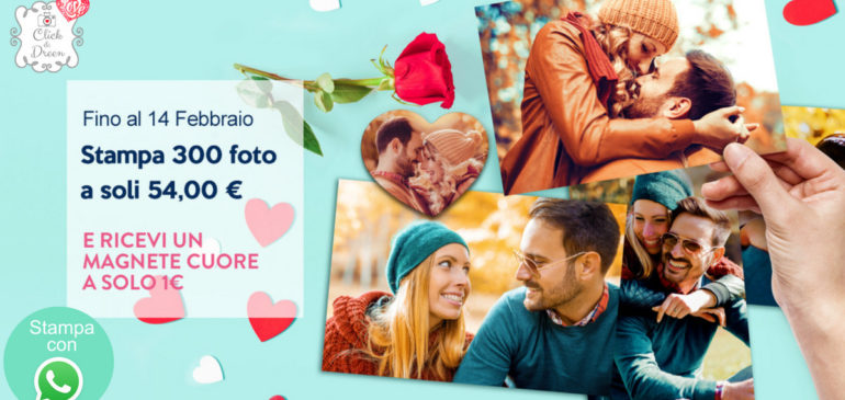 💗 Stampare le vostre foto sarà un regalo indimenticabile! 💗