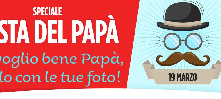 Le cornici da regalare per la Festa del Papà